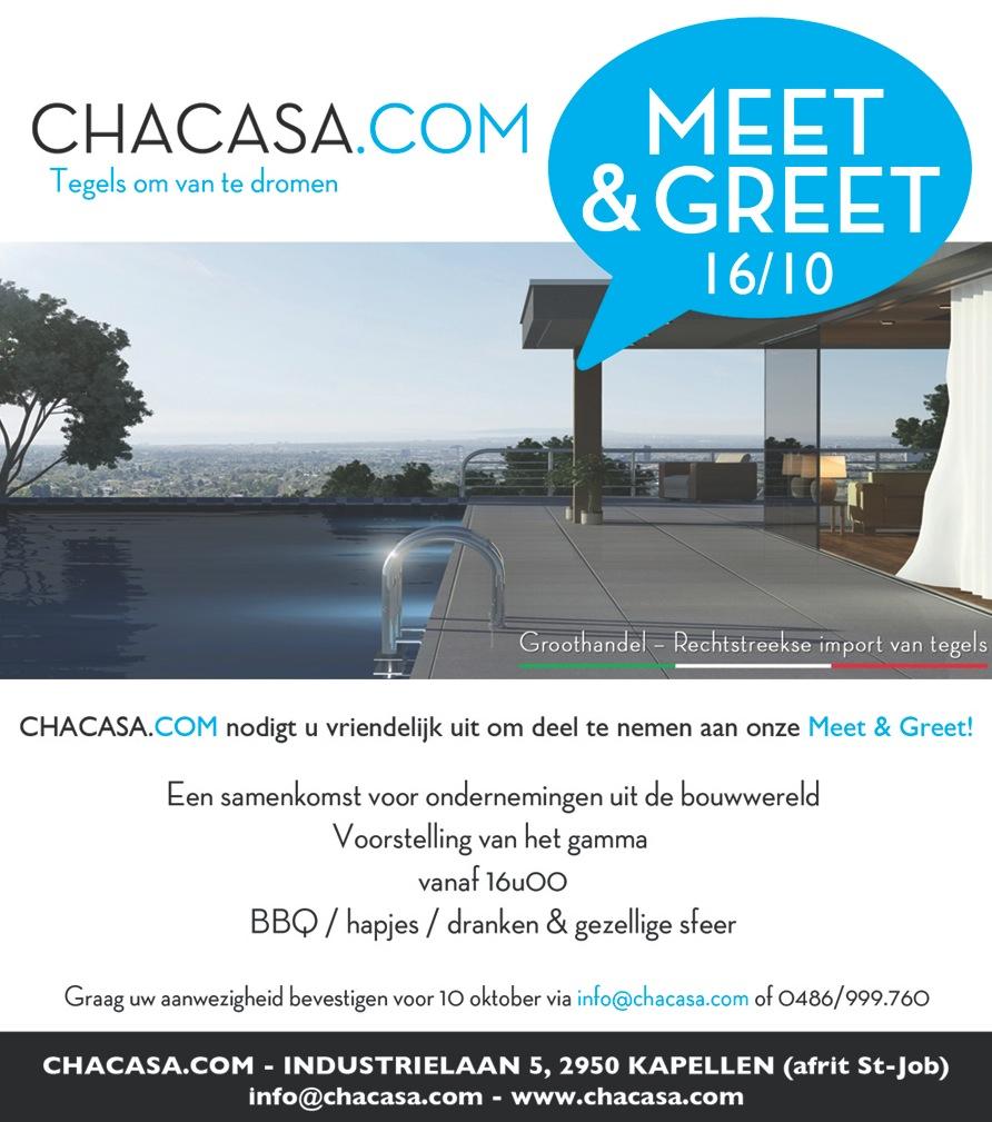 Chacasa meet & Greet