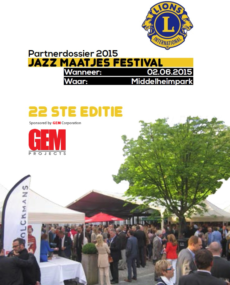 Jazz maatjes festival 22ste editie