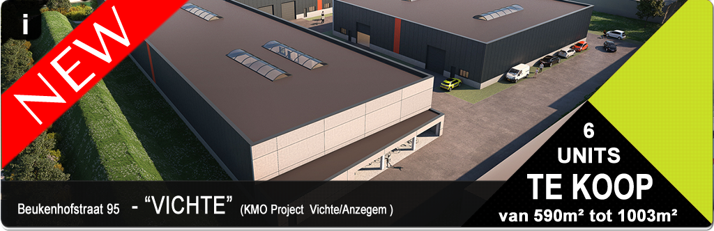 Project KMO Units - VICHTE - Beukenhof